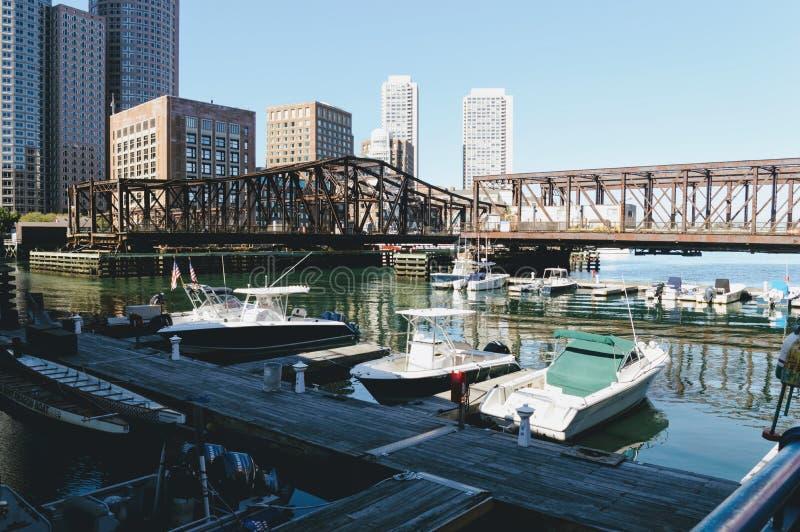 Architecture, Boats, Bridge stock photos