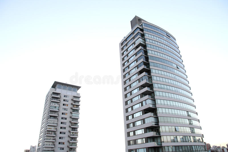 Architecture In Buenos Aires Stock Photography