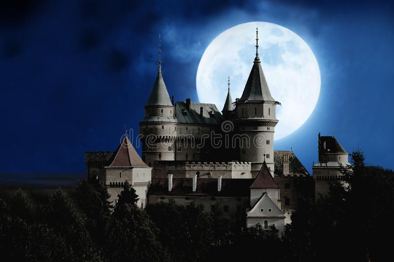 Architecture, Building, Castle royalty free stock photo