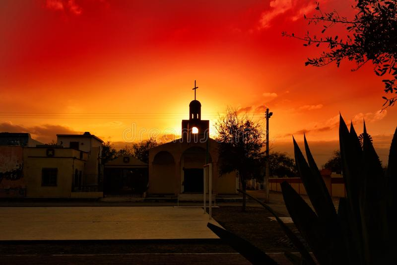Architecture, Building, Catholic royalty free stock photography