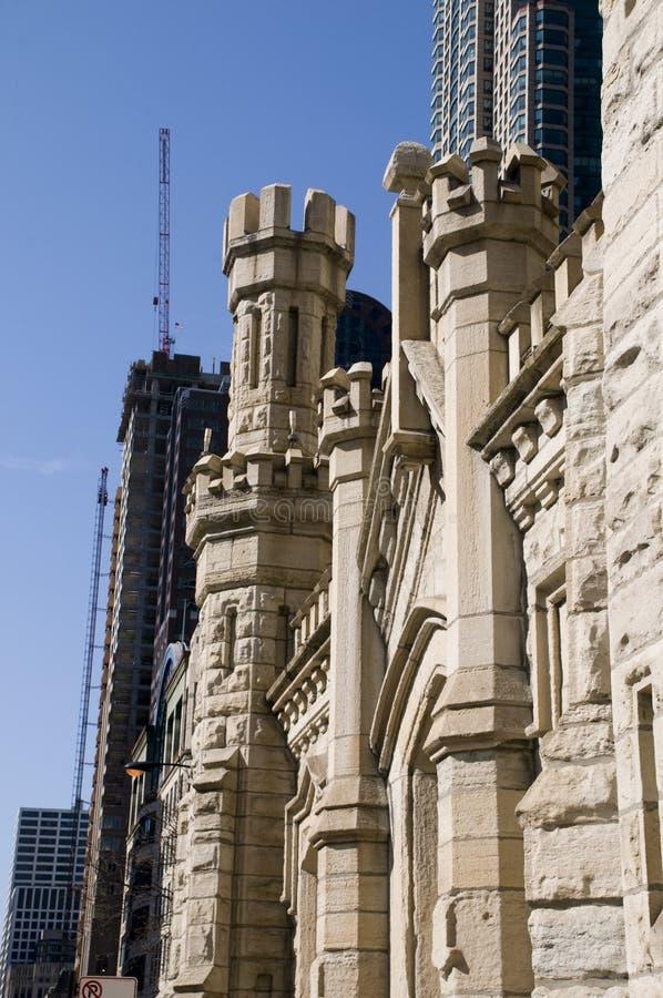Architecture Chicago images libres de droits