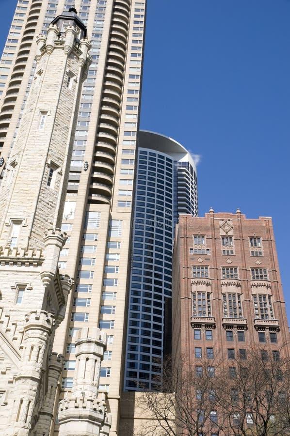 Architecture Chicago image stock