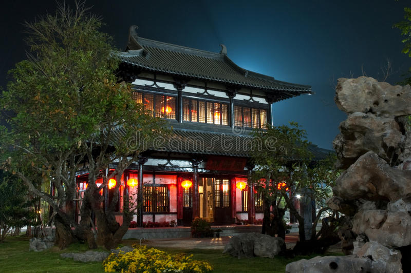 Download Architecture Of China In Thailand Stock Image - Image of chinese, tree: 14433397