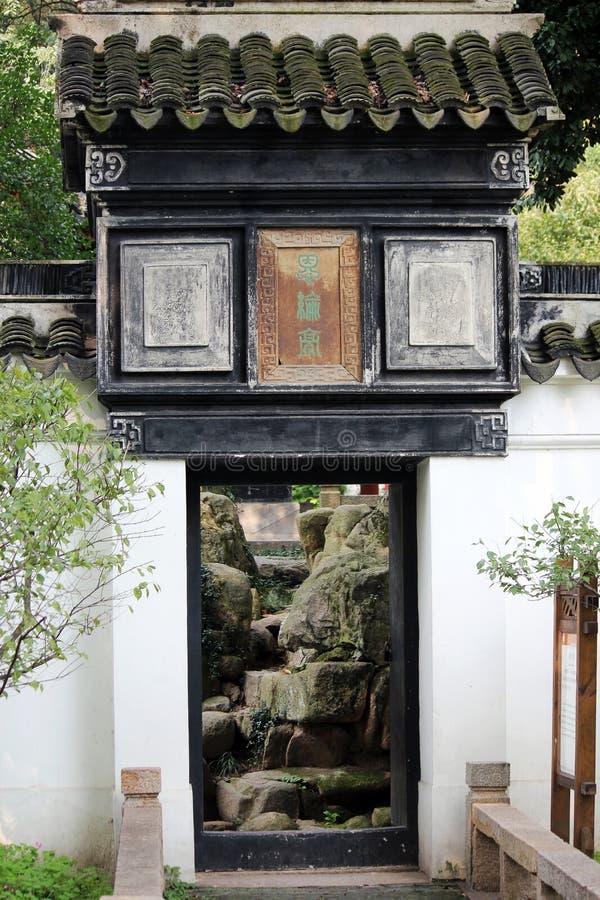 Architecture chinoise antique photos libres de droits