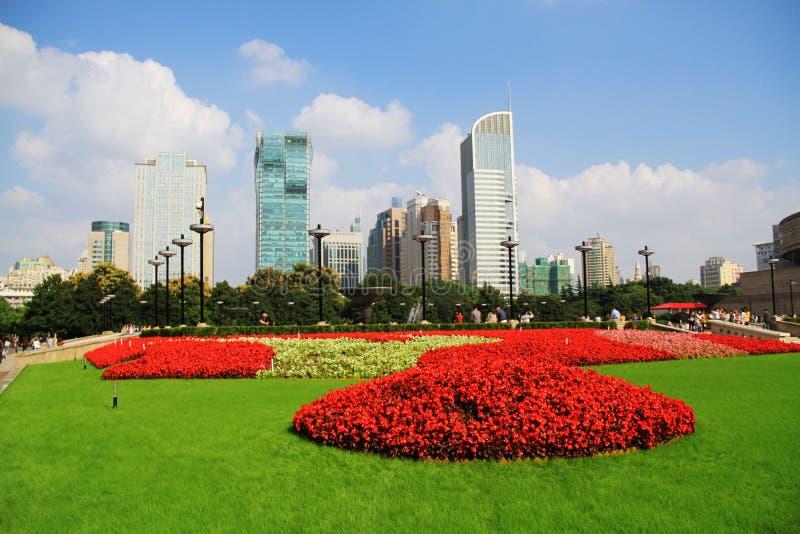 Architecture chinoise Sculpture verte photos stock
