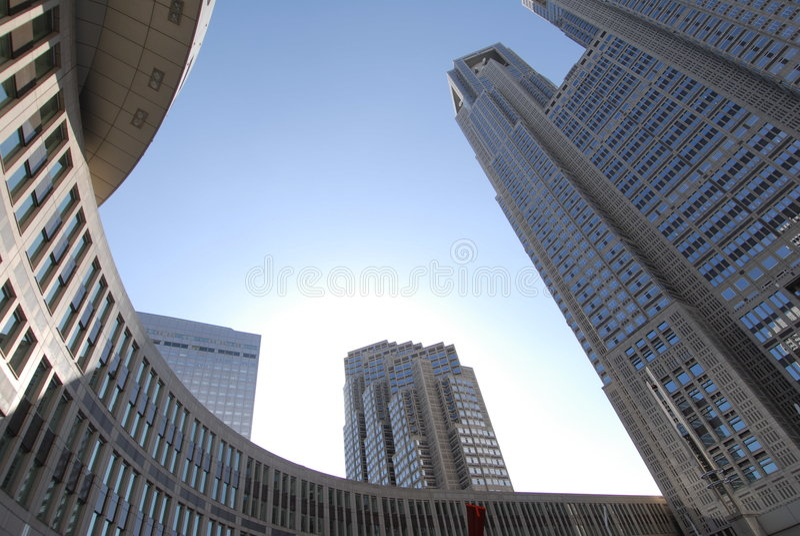 Architecture circulaire photos libres de droits