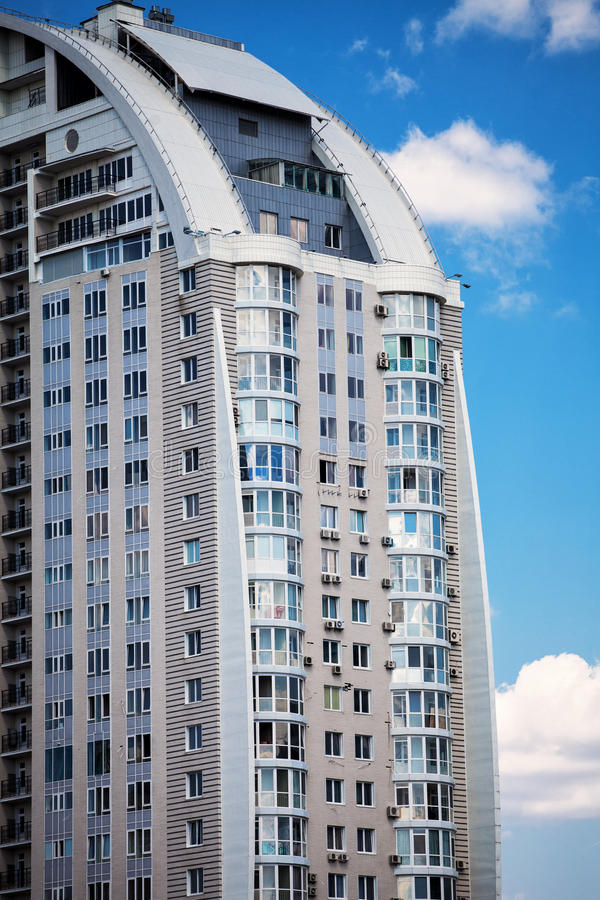 Architecture of the city royalty free stock photography