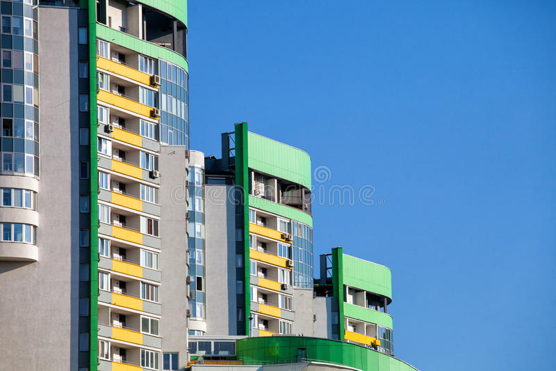 Architecture of the city royalty free stock image