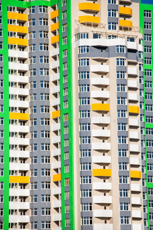 Architecture of the city stock photos