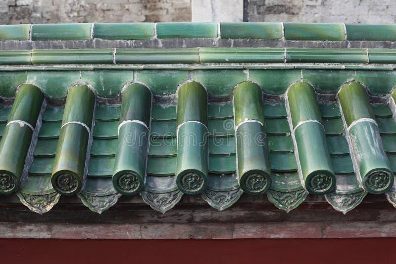 Architecture classique chinoise images libres de droits