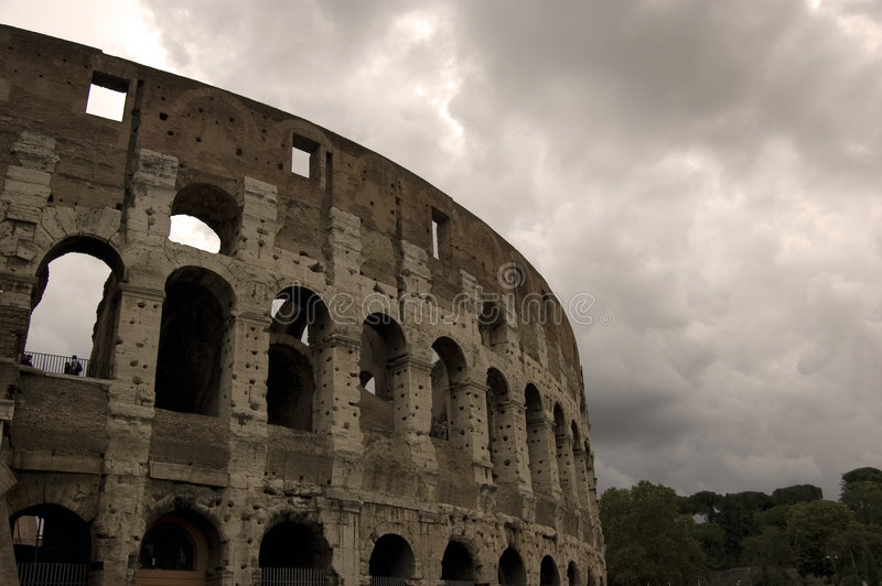 Download Architecture Colosseum stock image. Image of gladiator - 6439357