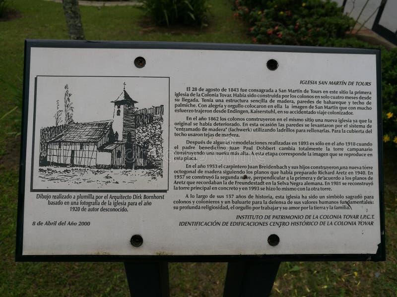 Architecture d'Allemand d'église photographie stock libre de droits