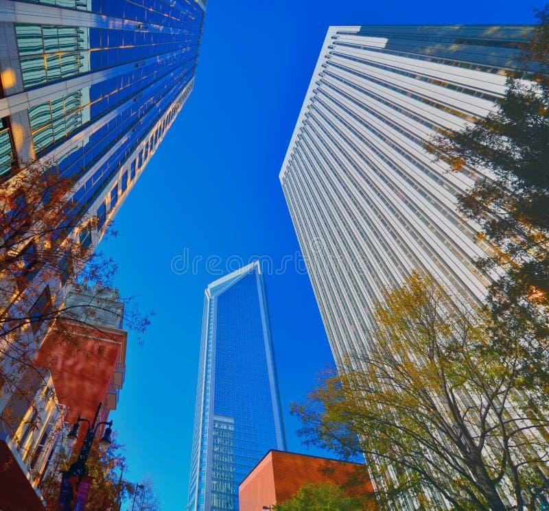Architecture d'entreprise moderne photo libre de droits