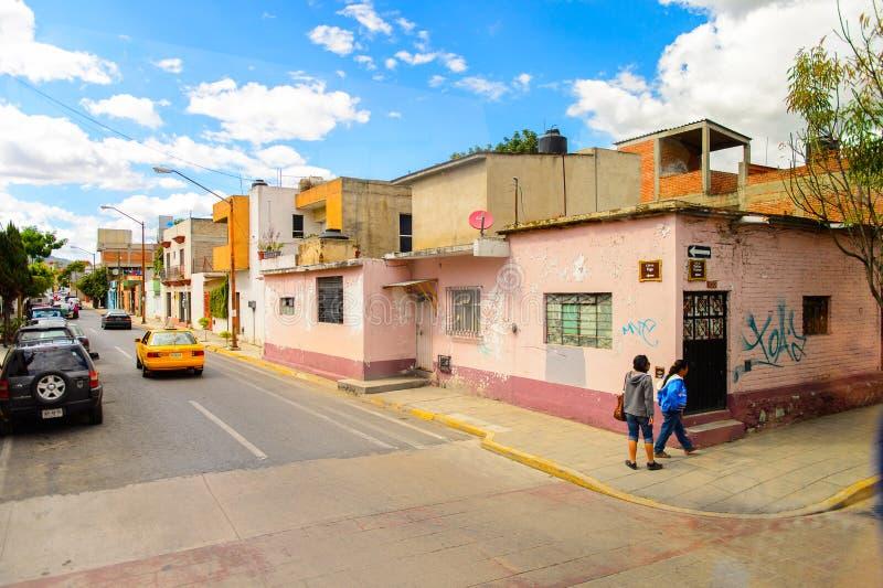 Architecture d'Oaxaca images libres de droits