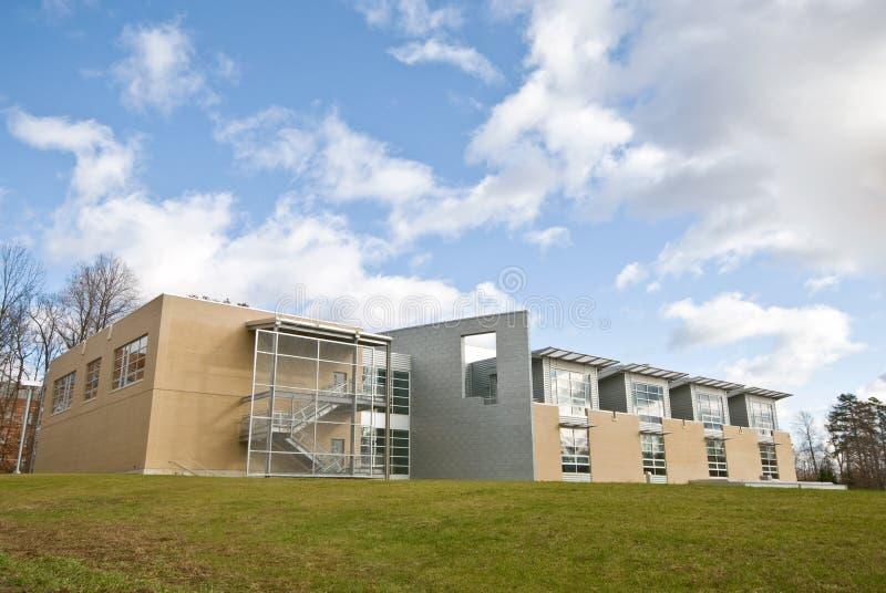 Architecture d'université photos stock