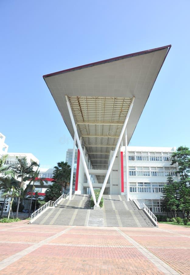 Architecture d'université images libres de droits