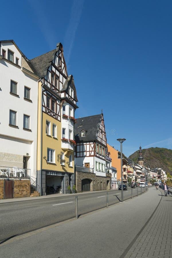 Architecture dans Cochem, Allemagne image libre de droits
