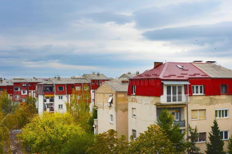 Architecture de Bitola, Macédoine image libre de droits