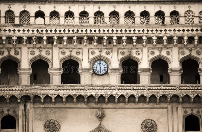 Architecture de Charminar images stock