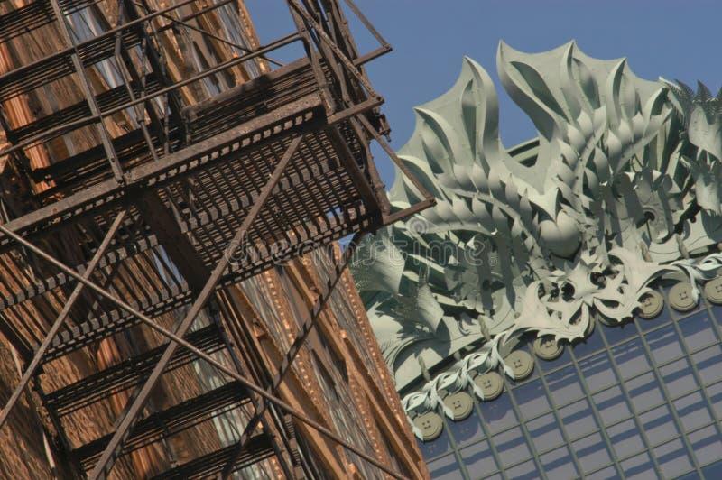 Architecture de Chicago image libre de droits