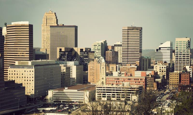Architecture de Cincinnati images stock