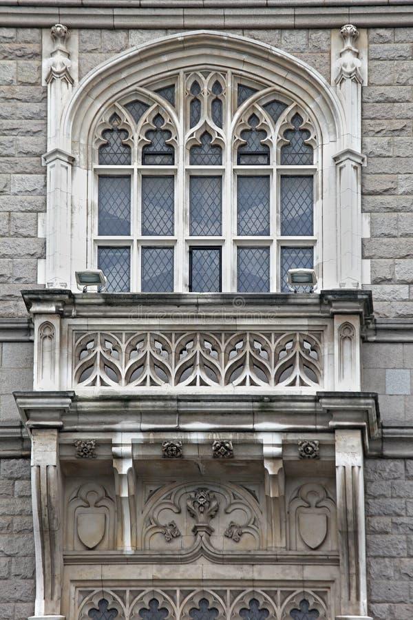 Architecture de détail photo stock