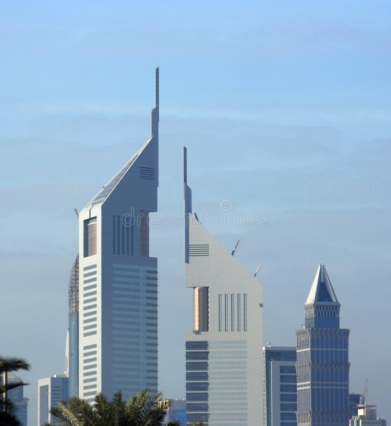 Architecture de Dubaï, Emirats Arabes Unis photographie stock