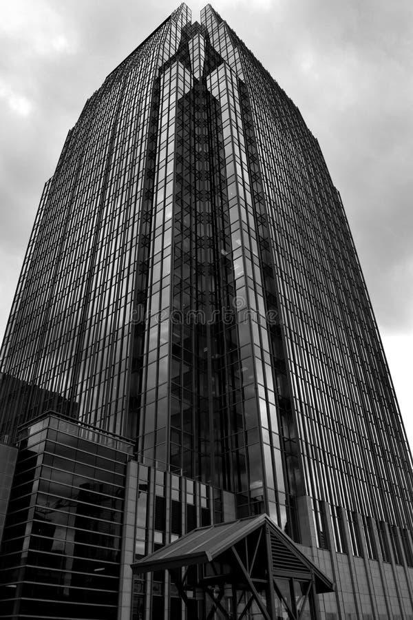 Architecture de gratte-ciel à Nashville, Tennessee photographie stock libre de droits