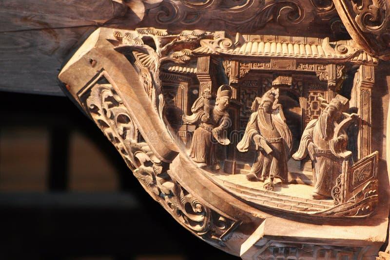 Architecture de Huizhou images libres de droits