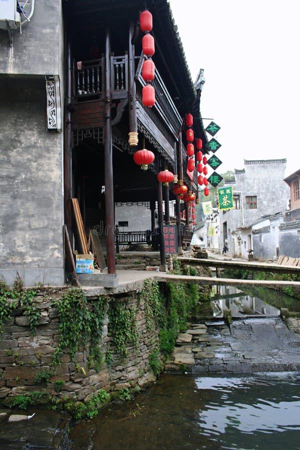 Architecture de Huizhou photos libres de droits