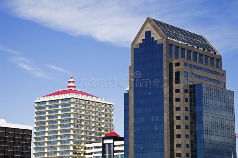 Architecture de Louisville photographie stock libre de droits