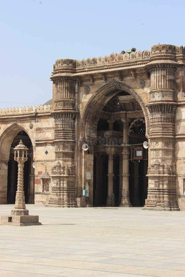 Architecture de mosquée photo stock