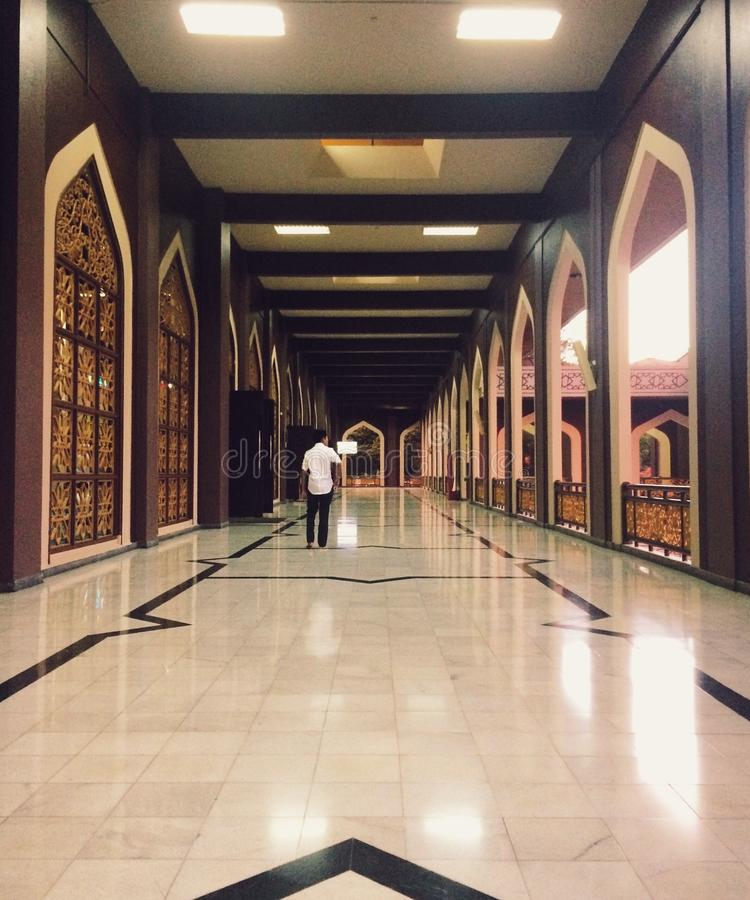 Architecture de mosquée photo libre de droits