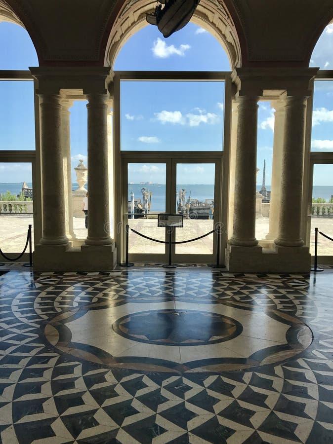 Architecture de musée image libre de droits