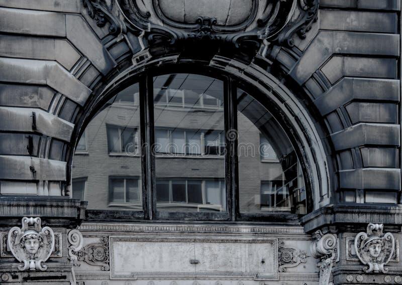 Architecture de New York City photo libre de droits