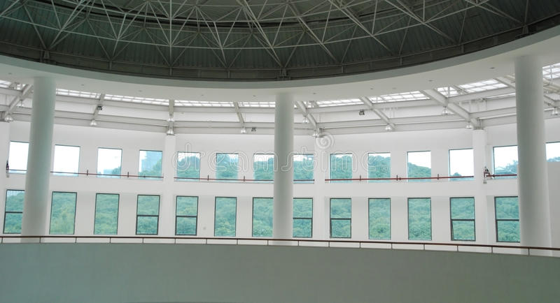 Architecture de plafond photo stock