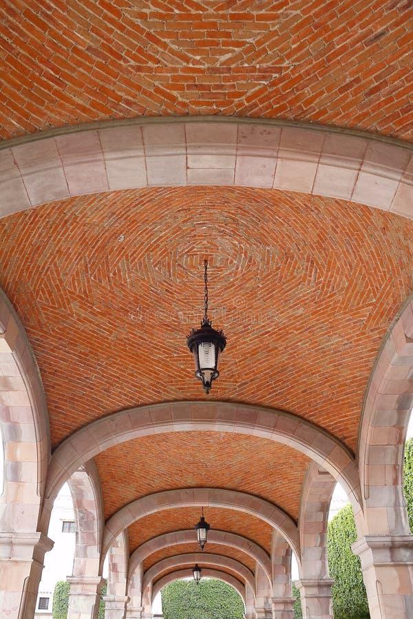 Architecture X de Queretaro image stock