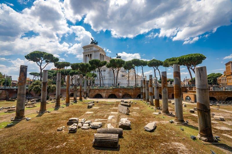 Architecture de Rome au centre de la ville de Rome photographie stock