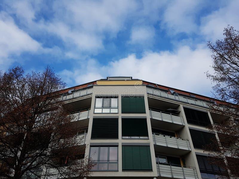 Architecture de rue photo stock