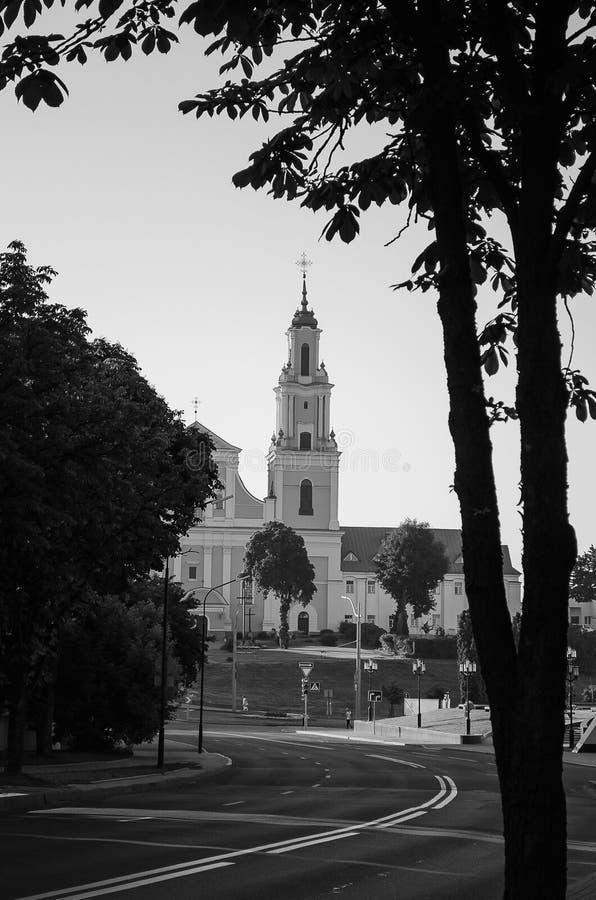 Architecture de ville, vieux bâtiments, vues photo stock