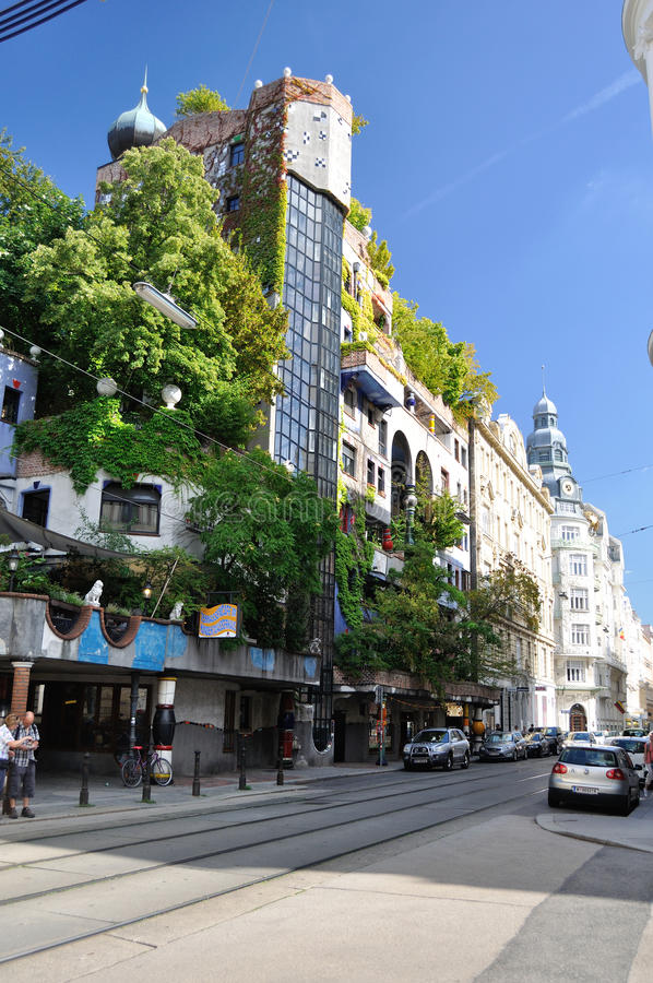Architecture de Wien photographie stock libre de droits