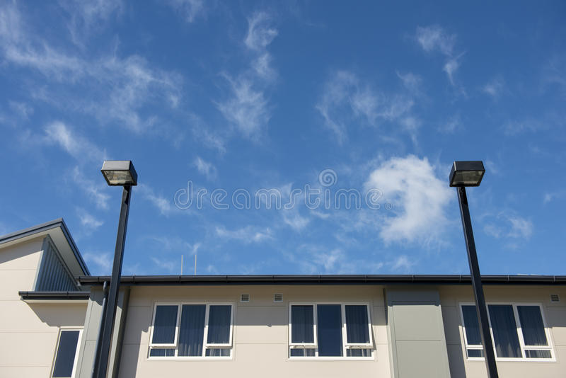 Architecture detail Modern building royalty free stock images