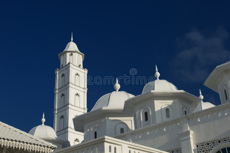 Download Architecture Detail Of An Old Mosque. Royalty Free Stock Images - Image: 8445869