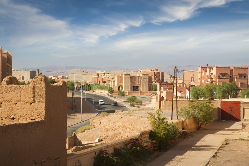 Architecture du Maroc image libre de droits