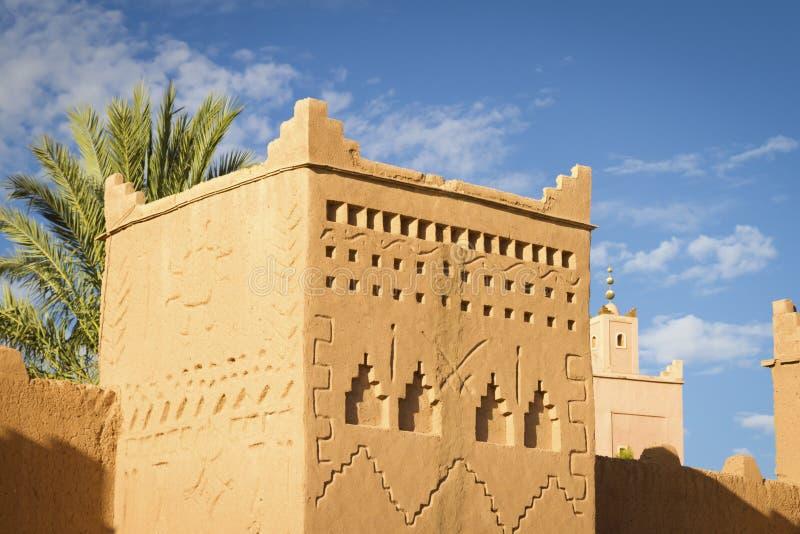 Architecture du Maroc images libres de droits
