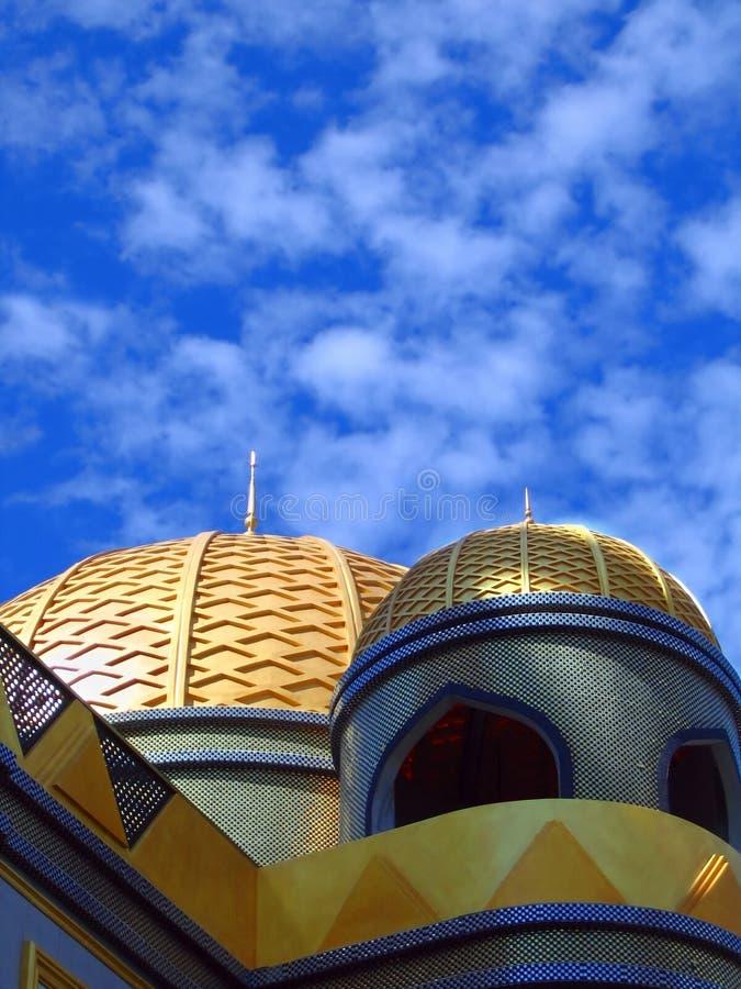 Architecture du Moyen-Orient photo stock