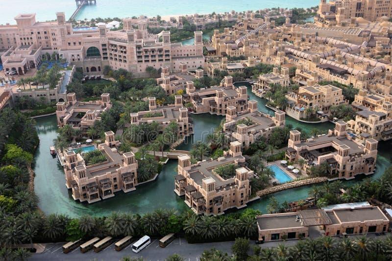 Architecture du Moyen-Orient classique image libre de droits