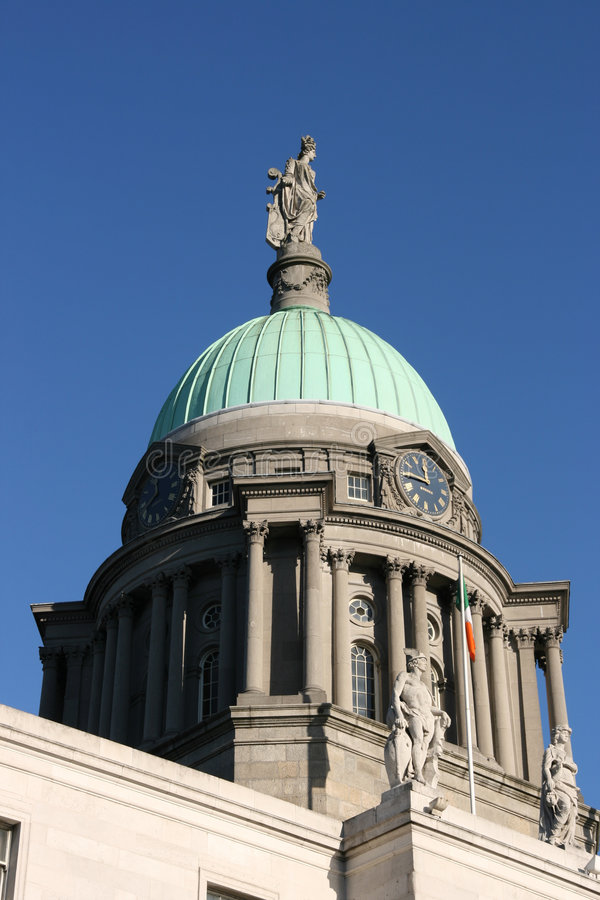 architecture Dublin photos stock