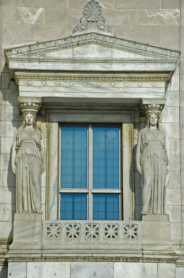 Architecture at Field Museum Chicago royalty free stock images