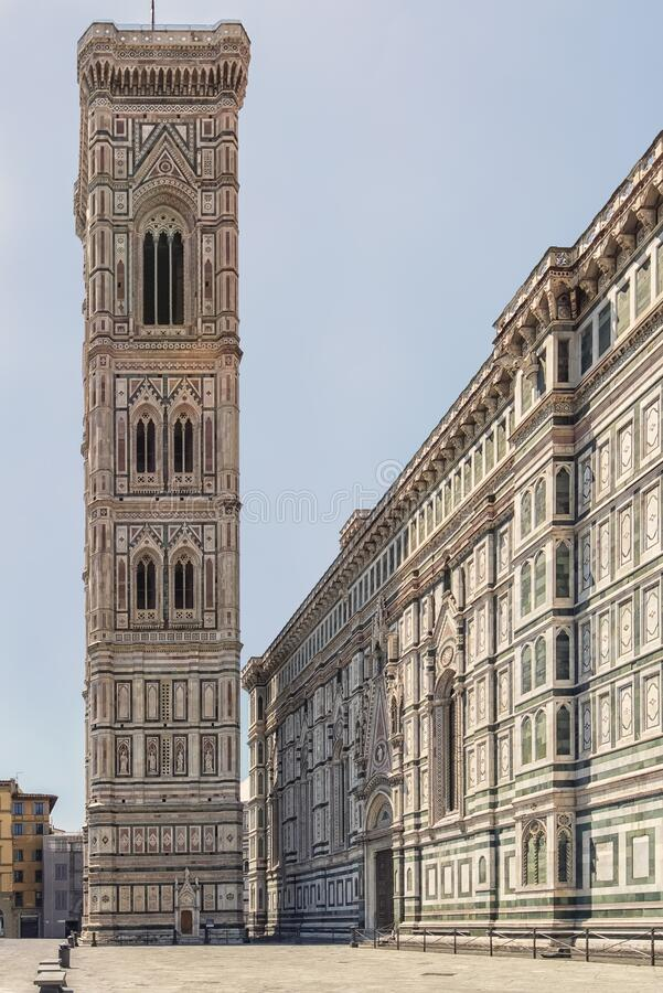 Architecture in Florence royalty free stock photography